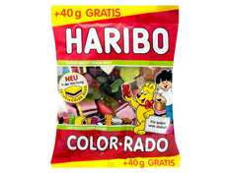 Lidl online Haribo Goldbären und /oder  Color-Rado je 400g (ca 2,7€/kg)