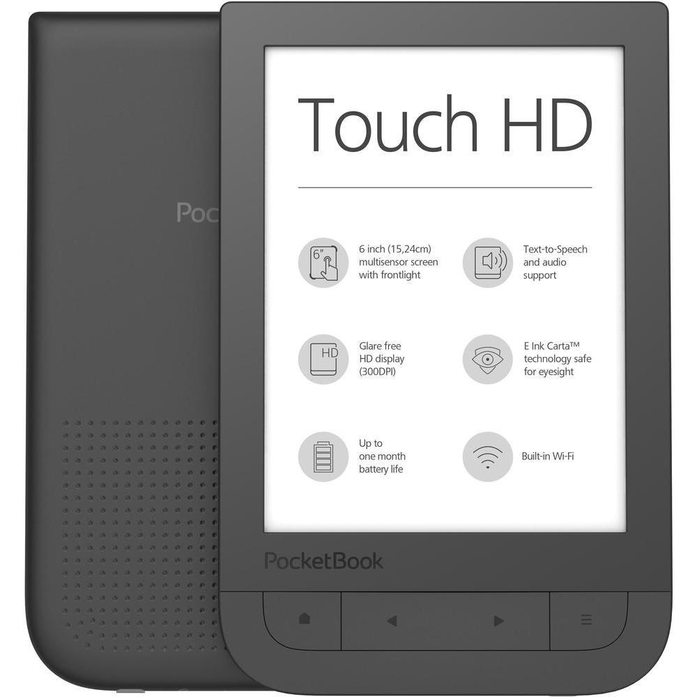 [Conrad] Pocketbook Touch HD - noch günstiger dank Computer-Bild-Gutschein