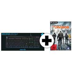 Logitech G810 Orion Spectrum + Tom Clancy's THE DIVISION für 59€ [ebay/MediaMarkt]