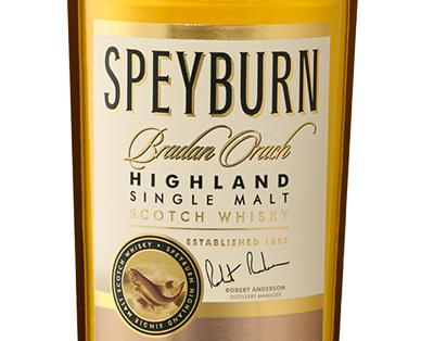 [ALDI Süd] Speyburn Bradan Orach Single Malt Whisky ab Montag 12.12.16