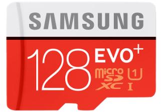 Samsung Micro SD 128GB Evo+ Serie für 29€ bei MM und eBay