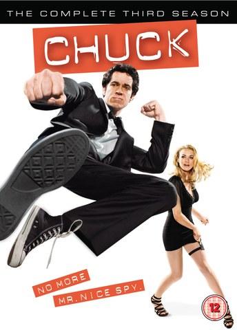 [Zavvi] Chuck- Staffel 3 Boxset DVD