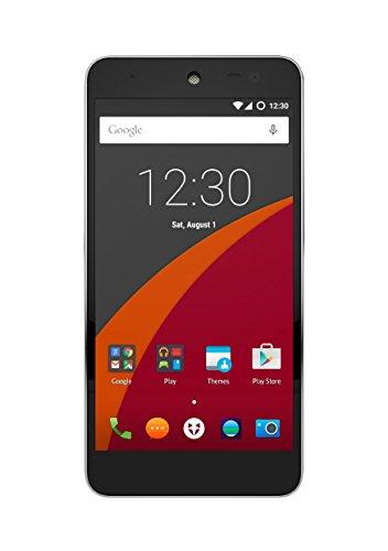 (Amazon.de) Wileyfox Swift 4G Dual-SIM Smartphone (5,0 Zoll (12,70 cm) Display, 16 GB Speicher, Cyanogen OS 12.1) Sandstein-Schwarz für 119€