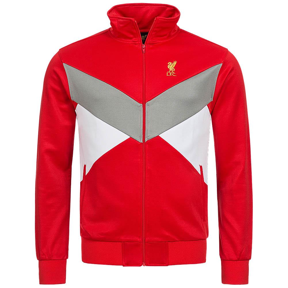 Majestic Herren FC Liverpool Jacken/Sweatshirts für 24,99 Euro