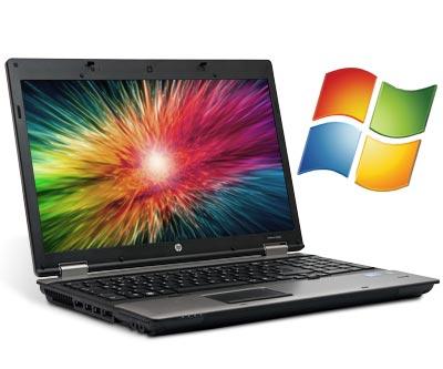 HP ProBook 6550b 15,6 Zoll Laptop Notebook - Intel Core i5 2x 2,4 GHz - 4GB RAM 250GB HDD DVD-Brenner - gebraucht sehr gut Windows (Deutsch)? 161,80€