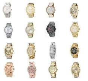 MICHAEL KORS Damen & Herren Armbanduhren, verschiedene Modelle @ebay 109,95€