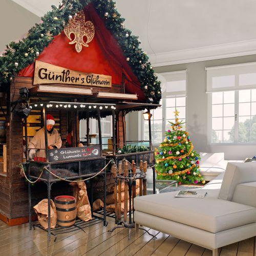 Das ganze Jahr Weihnachtsmarkt! Glühweinstand fürs Wohnzimmer! (besser als eneloop und LADDA!!!)
