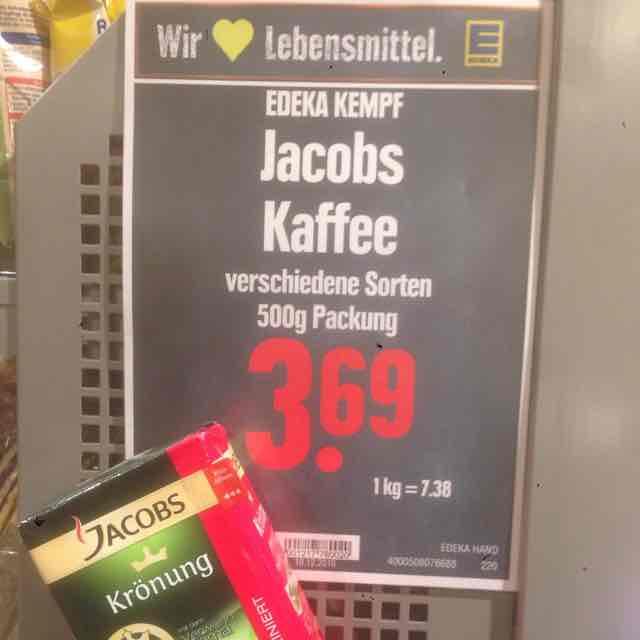 Jacobs Krönung - EDEKA Hessenring