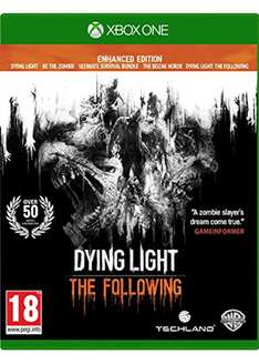 (Base.com) Dying Light: The Following - Enhanced Edition (Xbox One) für 16,54€