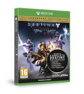 Destiny: König der Besessenen - Legendäre Edition (Xbox One) für 16,67€ (MyMemory)