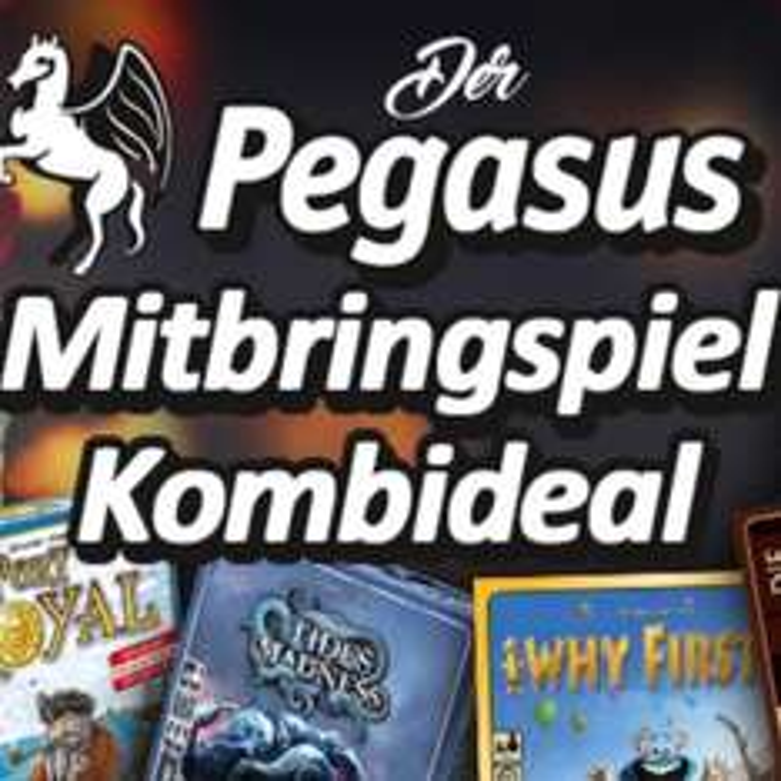 [Spiele-Offensive] mehrere Pegasus-Spiele kaufen -> 20% Rabatt erhalten (Endpreis <45% günstiger als Idealo)