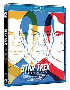 [Amazon.it] Star Trek The Animated Series - Bluray - nur Oton
