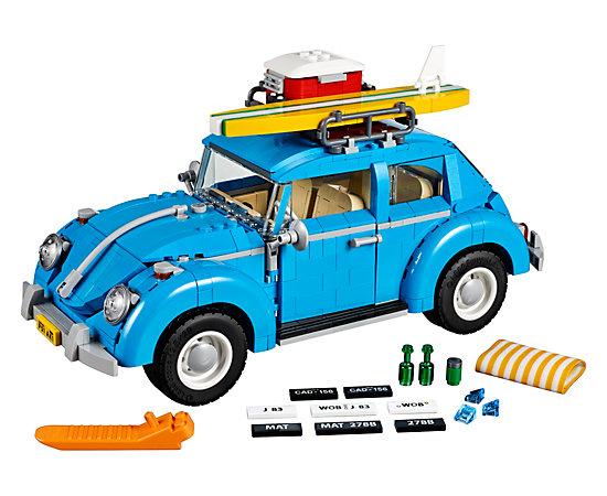 [LEGO Online Shop] LEGO Creator VW Käfer + LEGO Lebkuchenmann (Gratiszugabe) für 89,99€ inkl. Versand statt 105,94€