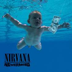 [Amazon Prime] Nirvana Nevermind Vinyl LP