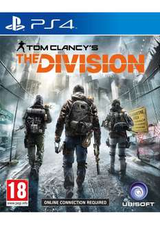 [simplygames/amazon.co.uk] Tom Clancy's: The Division (PS4) für 18,81€ bzw. 21,10€