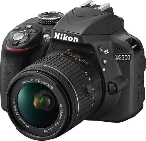 [Schweiz] Nikon D3300 + 18-55 VR Kit für 299 CHF (idealo 400€)