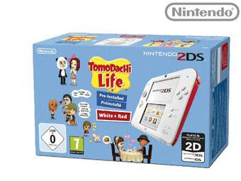 [iBood] 2DS Konsole Tomodachi Life Bundle - Tagesangebot