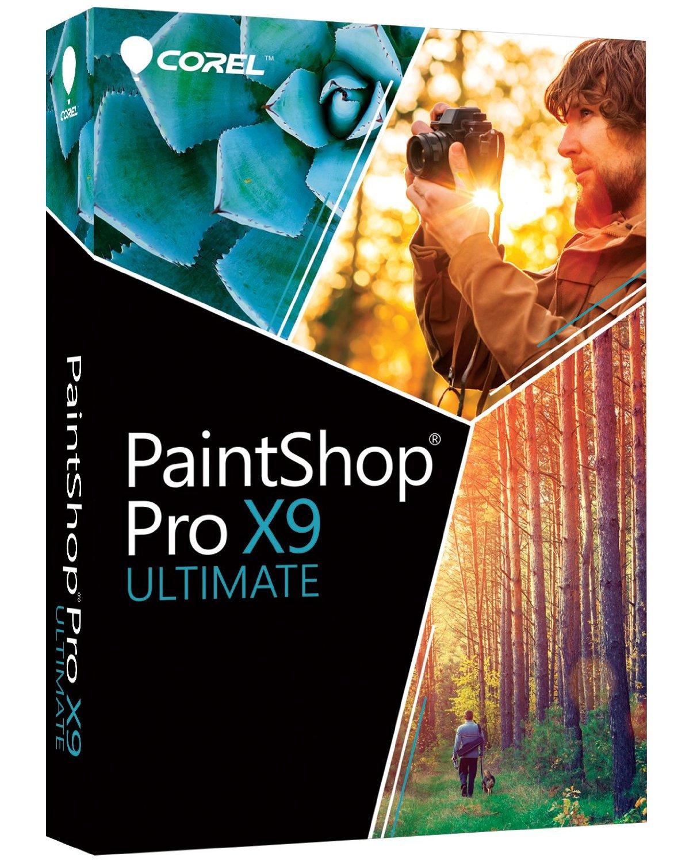 [Notebooksbilliger] Corel PaintShop Pro X9 Ultimate für 47,98 €