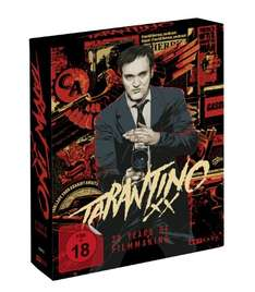 [Amazon] Tarantino XX: 20 Years of Filmmaking Blu Ray und andere Tarantinos