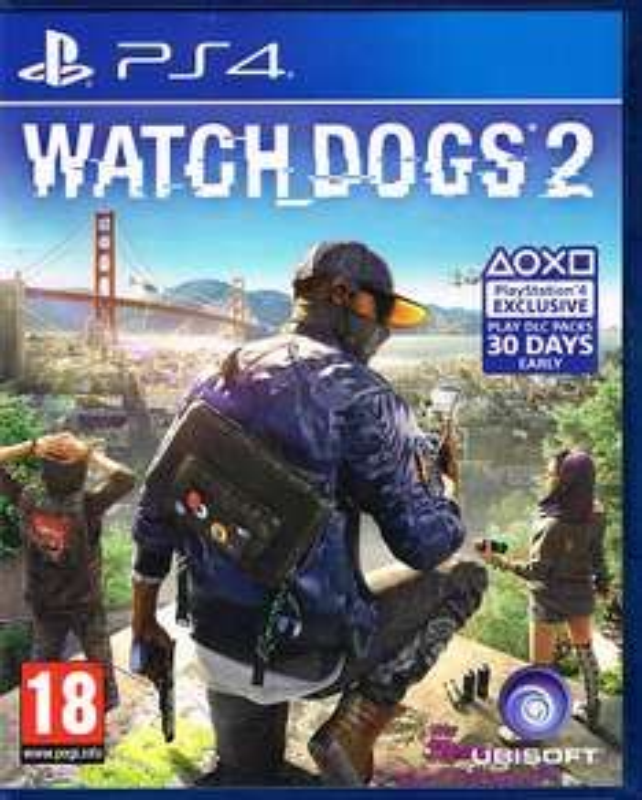 Watch Dogs 2 Gold Edition (inkl. Season Pass) für PS4 und XBox One 62,90 € inkl. Versand