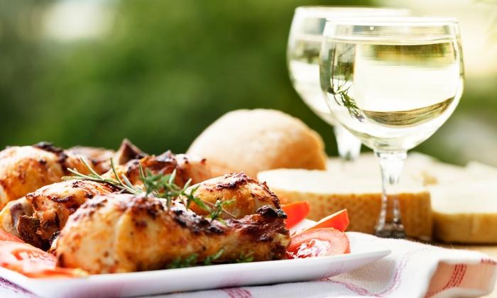 4-Gänge-Gourmet-Menü für 1-4 Personen im Sterne-Restaurant Gut Lärchenhof (LOKAL)