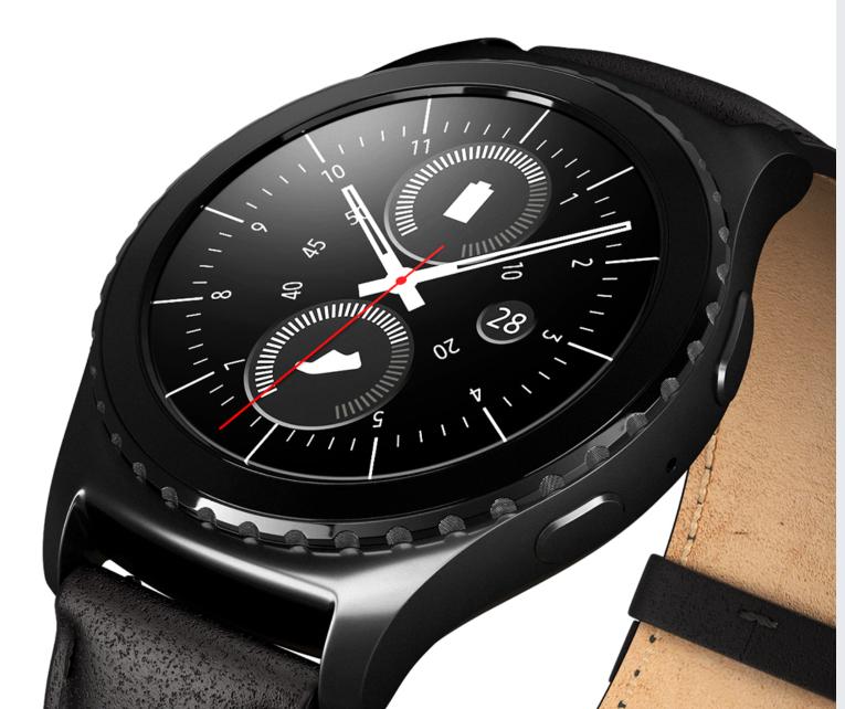 {T-Online-Shop}Samsung Gear S2 Classic für 242,10€ + 4,90 VK€ =247€