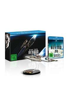 Star Trek Beyond inkl. Spaceship [3D Blu-ray] [Limited Edition] (WHD)