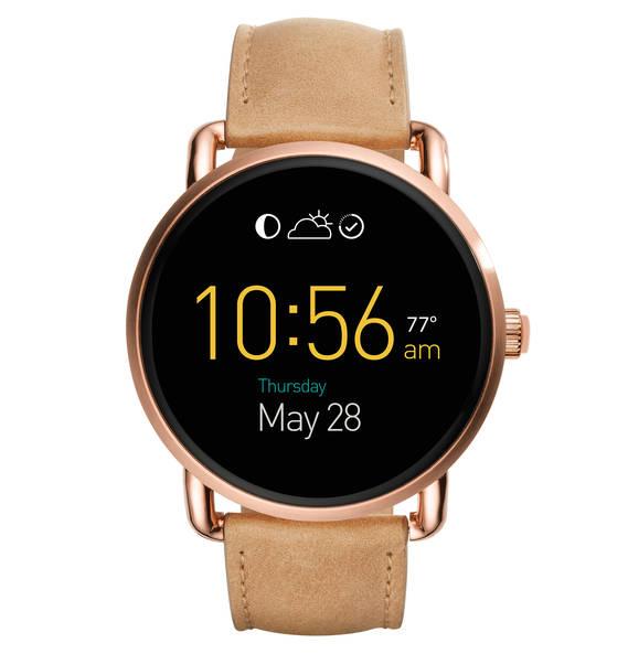 [Galeria Kaufhof] Fossil Damen Smartwatch Q Wander - Touchscreen alle 3 Modelle NOCH bis 08.00 UHR !