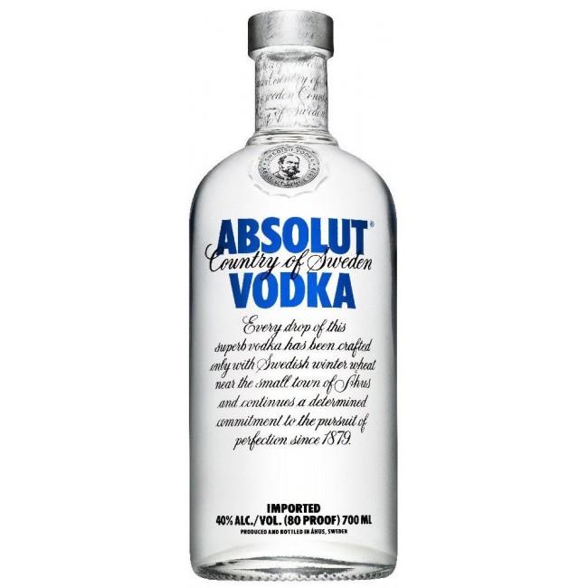 Absolut Vodka 0,7l 10,99€ [Amazon.de // PRIME]