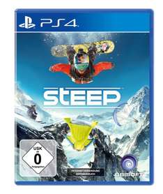 [Müller Offline] Steep [UBISOFT] PS4 / Xbox One (Adventskalender 14.12.) für effektiv 34,05€