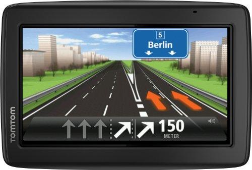 TomTom Start 25 M Central Europe Traffic Navigationsgerät, (Free Lifetime Maps, 13 cm (5 Zoll) Display, TMC, Fahrspurassistent, Parkassistent, IQ Routes, Zentraleuropa 19)  [Amazon Tagesangebot] + weitere Navigationsgeräte