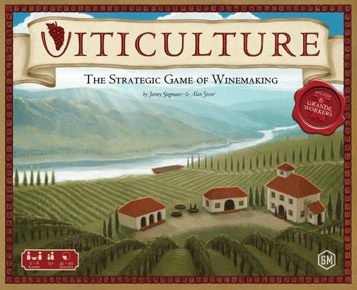 [Spiele-Offensive] Viticulture Bundle im Adventskalender