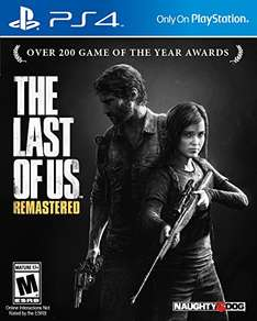 [amazon.com] THE LAST OF US REMASTERED (PS4) für 22,73 € (inkl VSK)