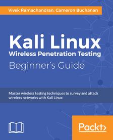 [packtpub] Kali Linux Wireless Penetration Testing: Beginner's Guide