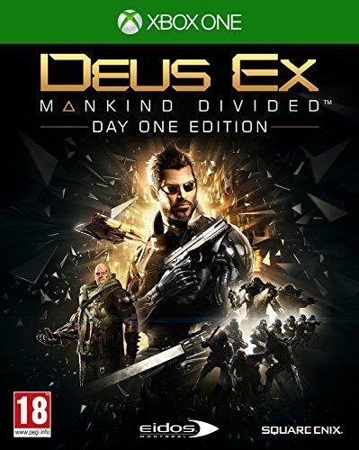 Deus Ex: Mankind Divided Day One Edition (Xbox One) für 23,47€ Inkl. VSK (Amazon.co.uk)