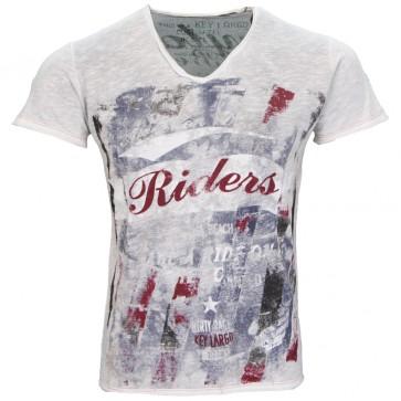 [labels4all] Key Largo Herren T-Shirt Daytona für 14,95€