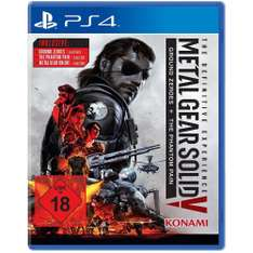 Metal Gear Solid V: The Definitive Edition (PS4) für 19,99€ (Müller)