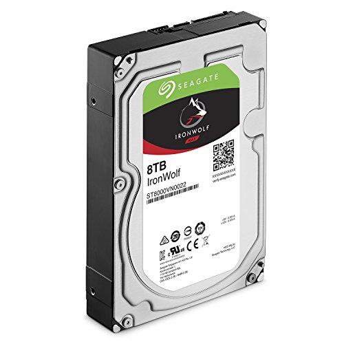 Seagate IronWolf 8 TB Interne Festplatte