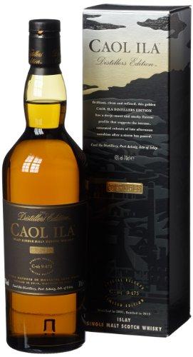 Caol Ila Distillers Edition Single Malt Whisky für 40,90 Euro bei Amazon!