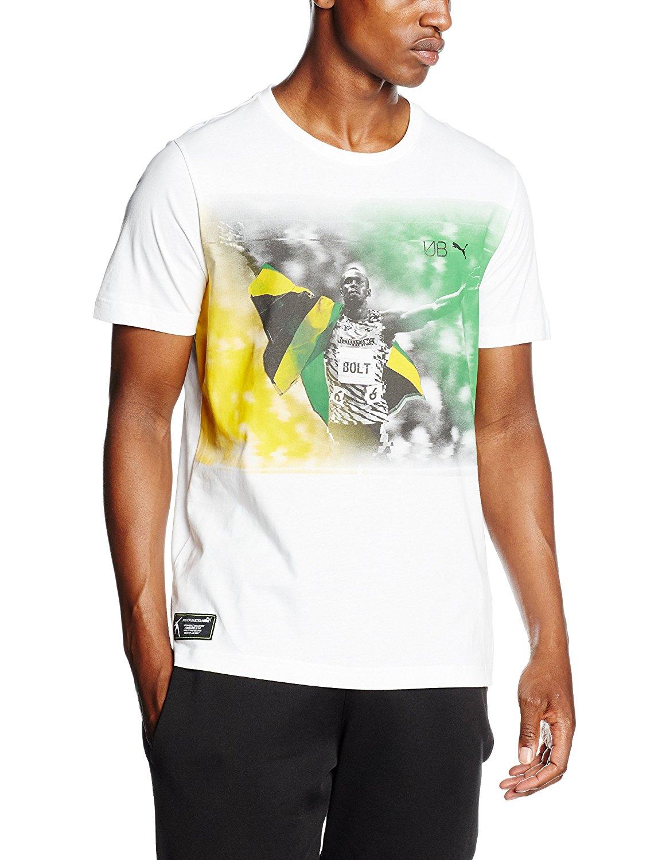 Puma Herren Ub Graphic Tee T-Shirt Gr. M-XXL für 4,77€ - 6,37€ statt 25,48€ [Amazon Plus/Prime] + weitere reduzierte Angebote (1. Kommentar)