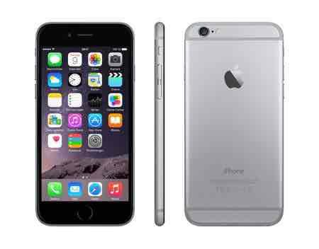 [allyouneed] Apple iPhone 6, 64 GB versch. Farben (B-Ware)