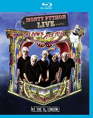 Monty Python: Live - One Down Five to Go (Bluray) für 7,97€ [Amazon Prime]