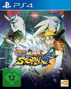 Naruto Shippuuden: Ultimate Ninja Storm 4 PS4 19,97 (Amazon Blitzangebot)