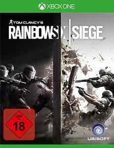 Xbox One Rainbow Six Siege für 24,89€