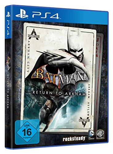 Batman Return to Arkham PS4 Amazon Nu bis 23:30 Uhr