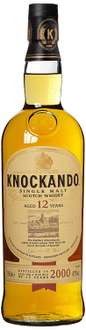 Knockando 12 Jahre Single Malt Scotch Whisky (1 x 0,7 L)