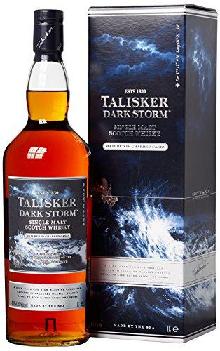 Talisker Dark Storm 1 Liter Single Malt Whisky für 42,90 Euro bei Amazon!