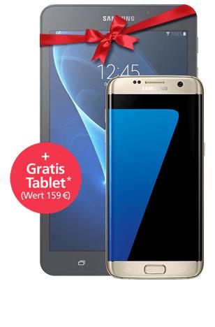 Samsung Galaxy S7 + Gratis Tablet + Free S Tarif
