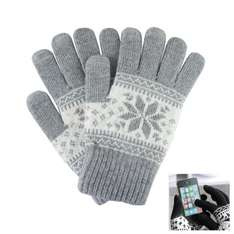 [Zapals/China] (Winter)Handschuhe fürs Smartphone (30% Wolle + 70% Acrylic)