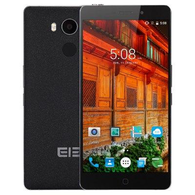 "[GearBest] Und nochmal Elephone P9000 BLACK 5.5"" Android 6.0 MTK6755 LTE inkl. Band 20 4GB RAM 32GB ROM"